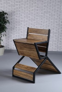 Chaise MODU tabouret bar