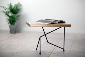 ABOT coffee table basse livre