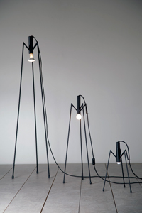PAWK family lamps design