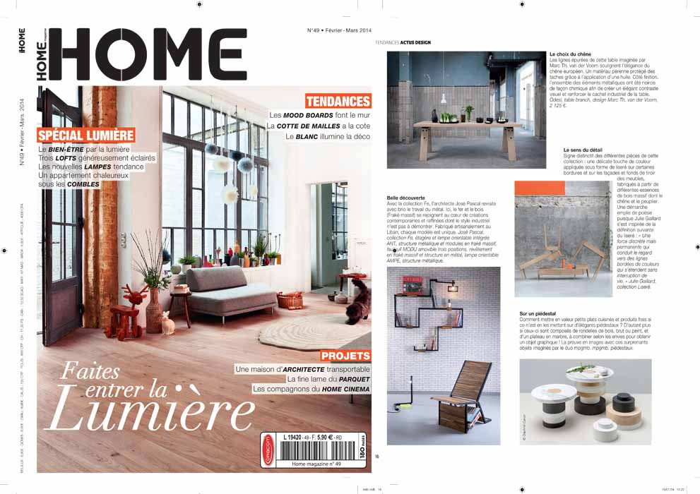 HOME DECO FEV-MARS 14